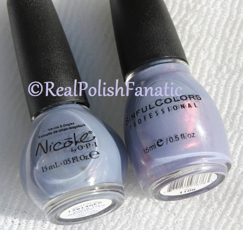 08-15-2015 #1 Comparison Nicole by OPI Back to Reality TV and Sinful Colors Zeus (1)