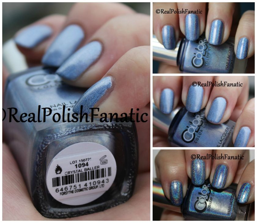 Color Club Halo Hues 2015 - Crystal Baller