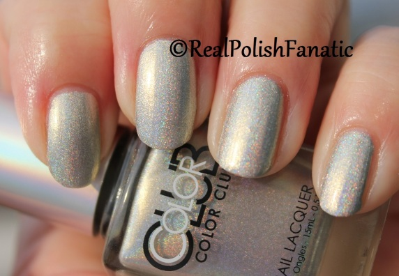 Color Club Halo Hues 2015 - Fingers Crossed