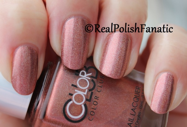 Color Club Halo Hues 2015 - Sidewalk Psychic