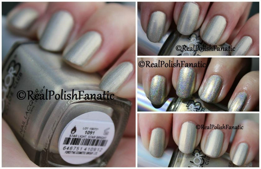 Color Club Halo Hues 2015 - Star Light Star Bright