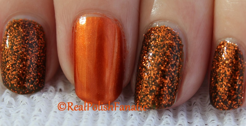 China Glaze Ick-a-bod-y & China Glaze Cross Iron 360 (1)