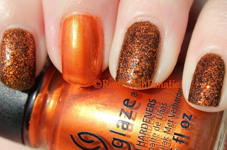 China Glaze Ick-a-bod-y & China Glaze Cross Iron 360 (4)