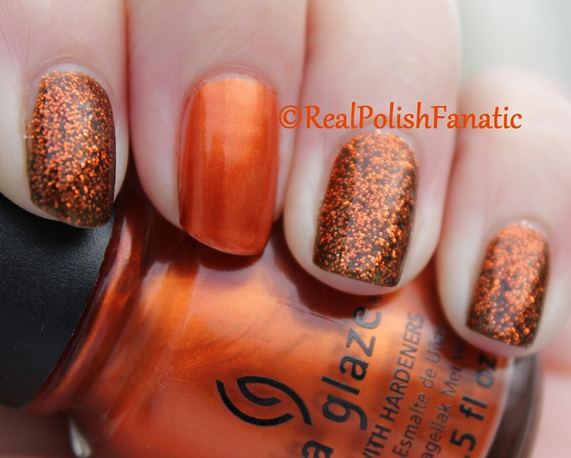 China Glaze Ick-a-bod-y & China Glaze Cross Iron 360 (8)