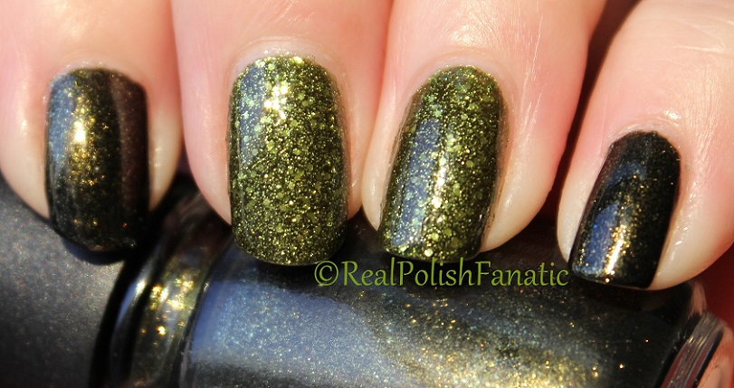 China Glaze It's Alive & China Glaze Cast A Spell (4)