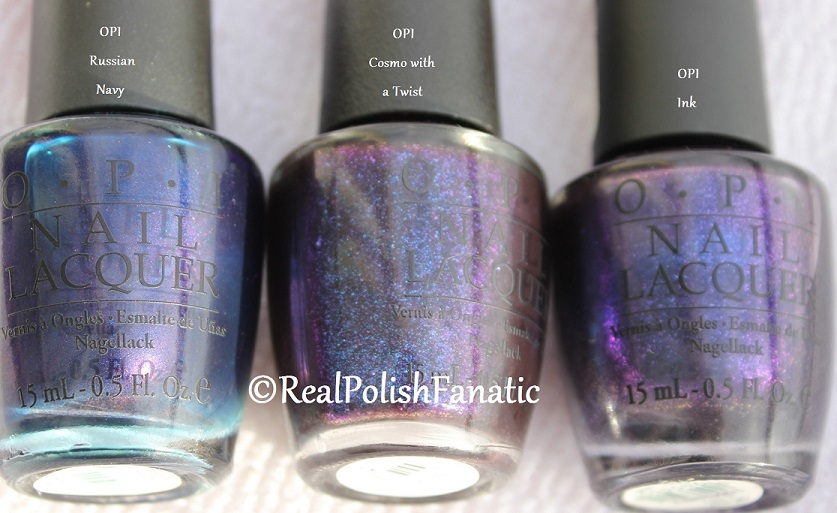 Comparison -- OPI Russian Navy, Cosmo With A Twist, Ink (4)