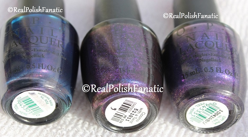 OPI Starlight Collection Holiday 2015 – Cosmo With A Twist