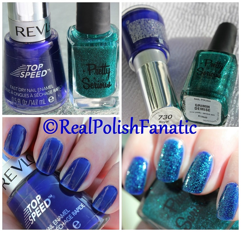Revlon Royal & Pretty Serious Grimm Demise (1)