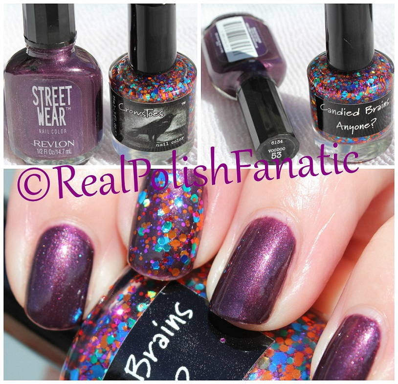 Revlon Street Wear Voodoo & CrowsToes Candied Brains Anyone (1)