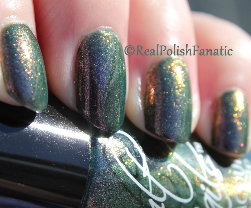 Cult Nails Midnight Mist & Cult Nails Masquerade