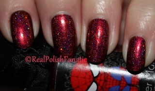 Esmaltes da Kelly - Spider Man - 2015 Marvel Comics Collection