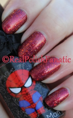 Esmaltes da Kelly - Spider Man - 2015 Marvel Comics Collection
