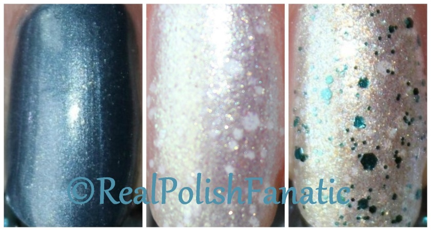Pure Ice - Fairytale Forest & White As Snow & Faraway Land - 2015 Fairytale Forest Collection