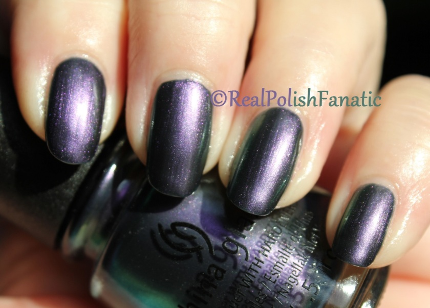 China Glaze - Pondering - Fall 2015 The Great Outdoors Collection (1)