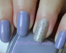 Essie - She's Picture Perfect & Revlon - Holographic Pearls