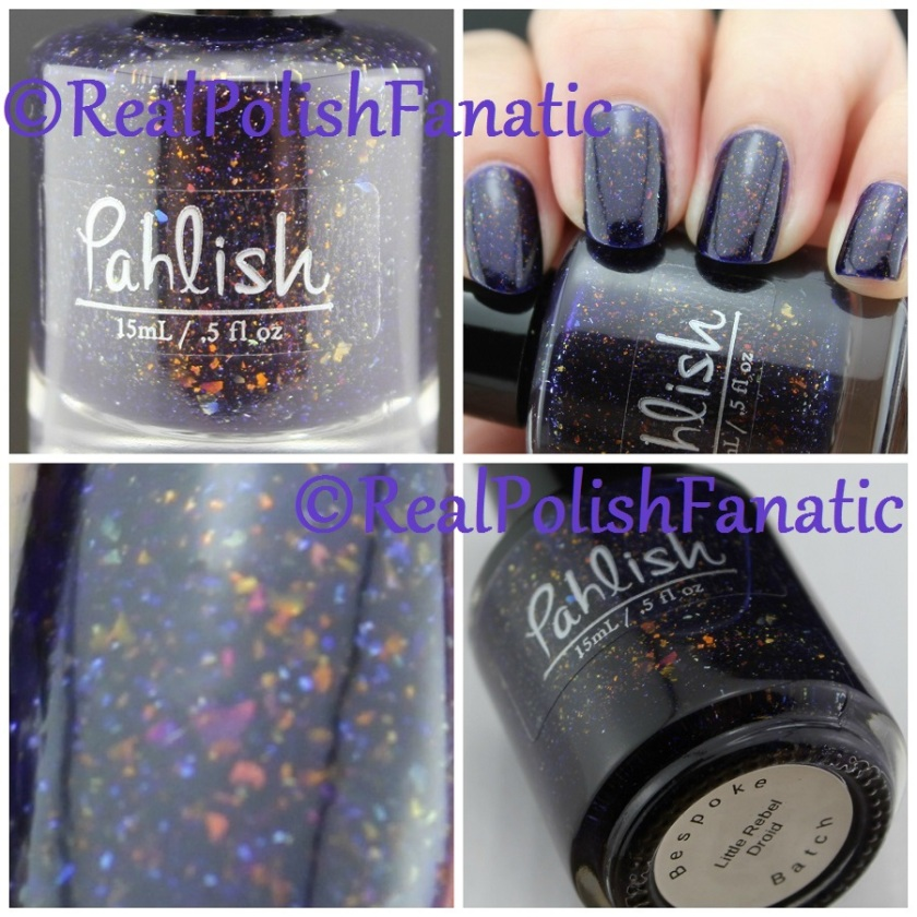 Pahlish - Little Rebel Droid