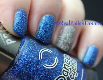 Dance Legend Wow Prism - Night Ranger & OPI - My Voice is a Little Norse