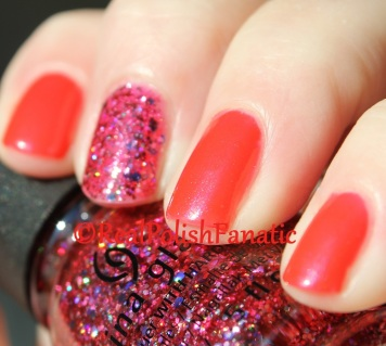 China Glaze - Son Of A Nutcracker & Ugly Sweater Party