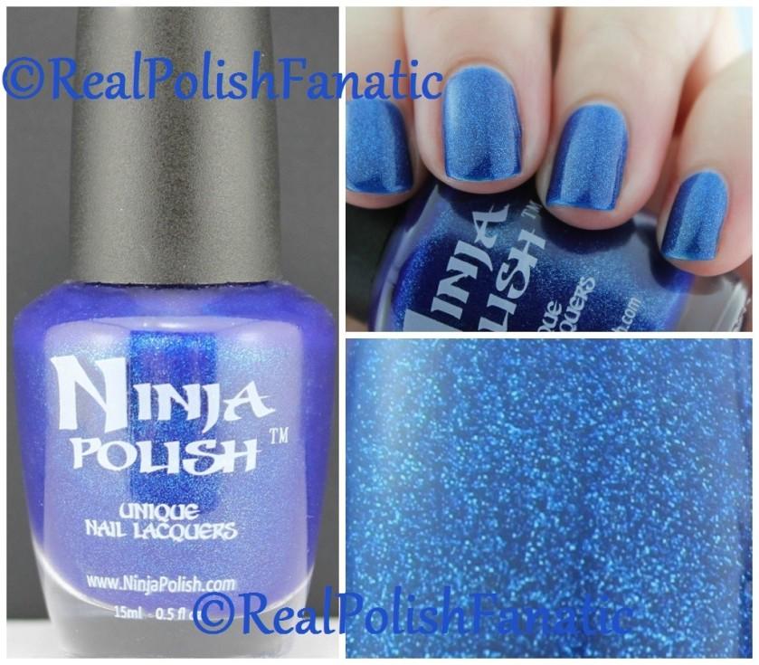 Ninja Polish - Sapphire Dreams