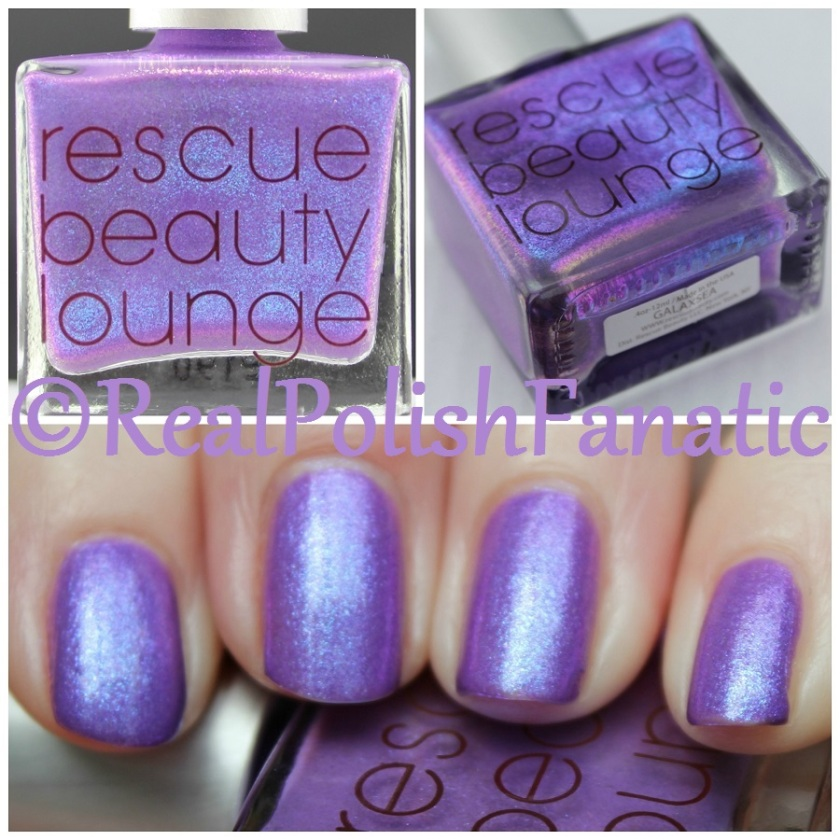 Rescue Beauty Lounge - GalaxSea