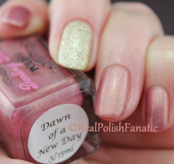 Darling Diva - Dawn of a New Day & Zoya - Tomoko