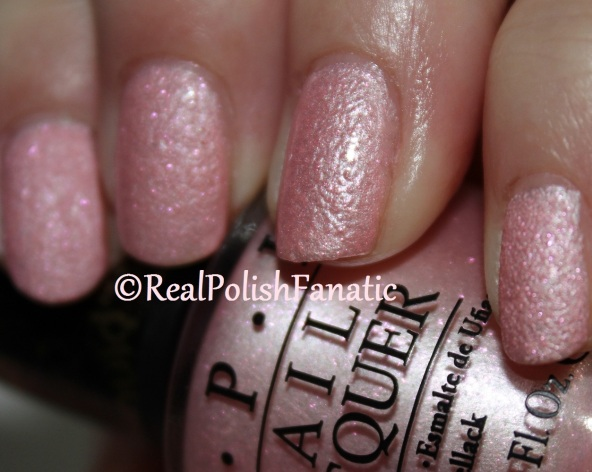 OPI - Pussy Galore -- 2013 Bond Girls Collection