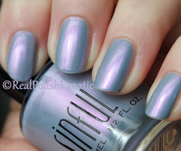 Sinful Colors - Japanese Violet