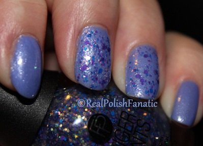 OPI - Show Us Your Tips & Finger Paints - Off To Collage!