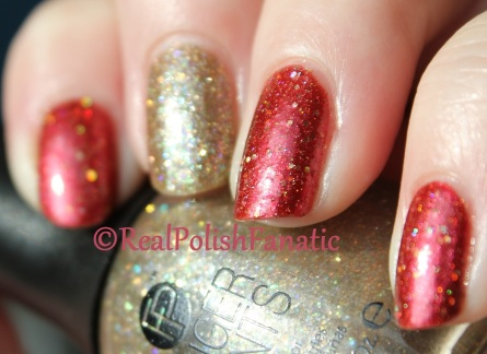 Sinful Colors - Hot Chilli & Finger Paints Um-berella