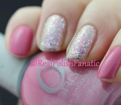 Orly - Elsbeth's Rose & China Glaze - Full Spectrum