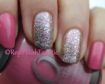Orly - Elsbeth's Rose & China Glaze - Full Spectrum