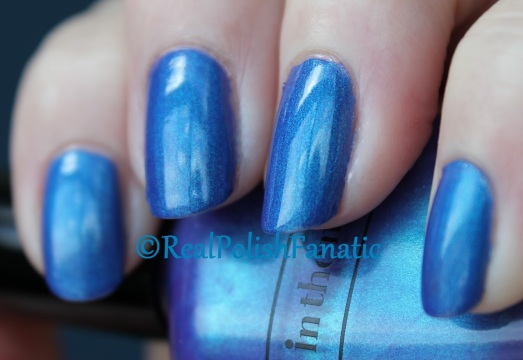 In The MIn The Mood - Guilty 981 - Thermal Color Changing Polishood - Guilty 981 - Thermal Color Changing Polish