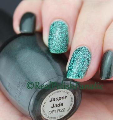 OPI - Jasper Jade & Dance Legend - Tetraodon