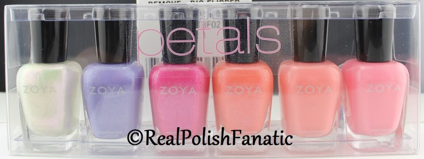 03-09-2016 Zoya Spring 2016 Petals Collection