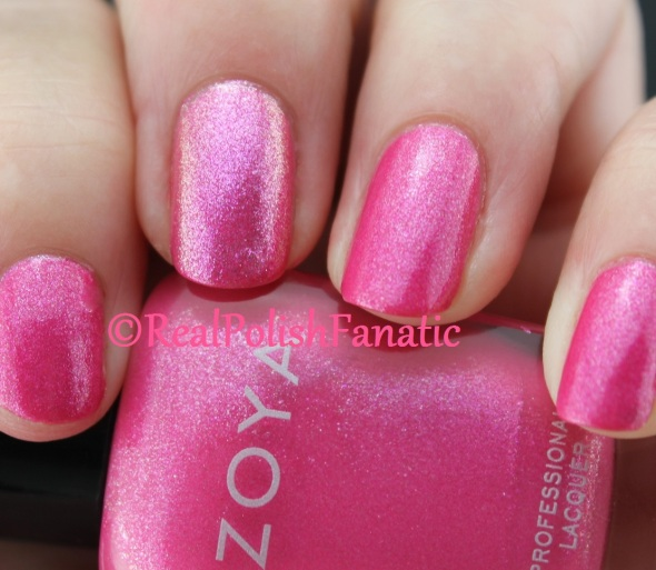 Zoya - Azalea & Leia - Spring 2016 Petals Collection