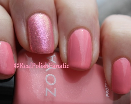 Zoya - Laurel & Leia - Spring 2016 Petals Collection