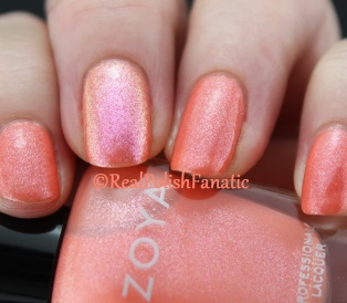 Zoya - Zahara & Leia - Spring 2016 Petals Collection