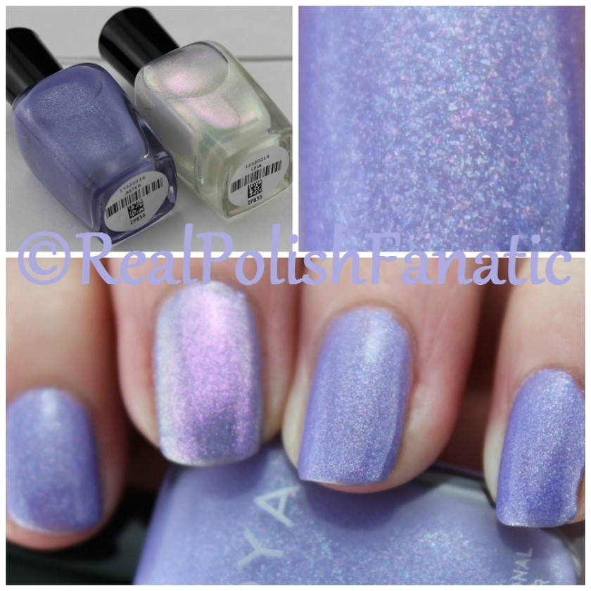 03-15-2016 Zoya - Aster & Leia - Spring 2016 Petals Collection