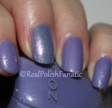 Zoya - Aster & Leia - Spring 2016 Petals Collection