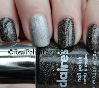 Claire's - Bright Lights Big City & Orly - Mirrorball