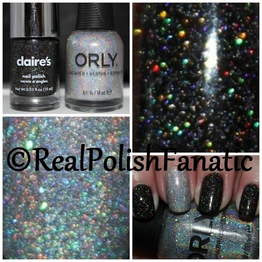 03-25-2016 Claire's - Bright Lights Big City & Orly - Mirrorball