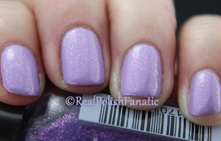 Sally Hansen Xtreme Wear - Lacey Lilac & Pink Grape Fruit