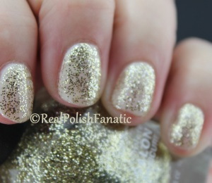 Sally Hansen - Pink Slip & Golden Rule
