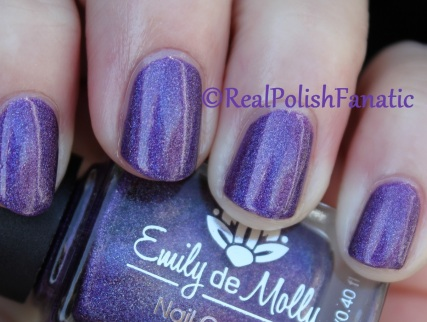 Emily de Molly - Moment of Impact