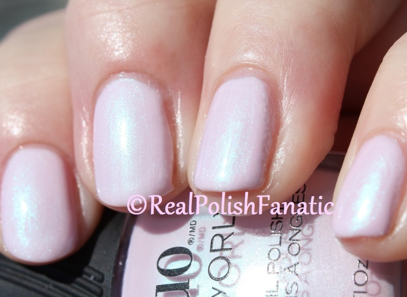 04-21-2016 Quo by Orly - Always Chic AKA Orly Beautifully Bizarre