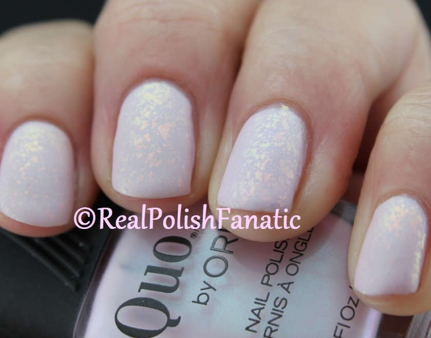 04-21-2016 Quo by Orly - Always Chic AKA Orly Beautifully Bizarre with Sally Hansen Hidden Treasure and Essie Shine Of The Times