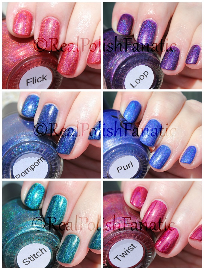 04-22-2016 Covet Lacquer - The Unravelled Collection (2)