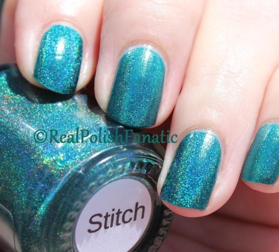 Covet Lacquer - Stitch