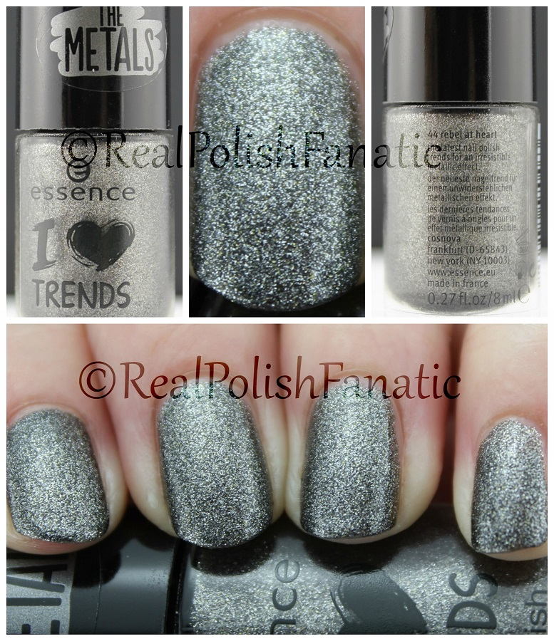 05-13-2016 Essence - Rebel At Heart - I ♥ Trends 'The Metals' Collection