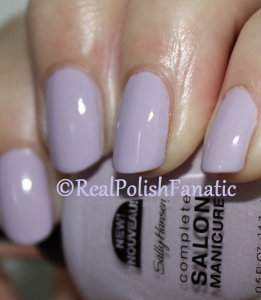 Sally Hansen - Grace Shell-y